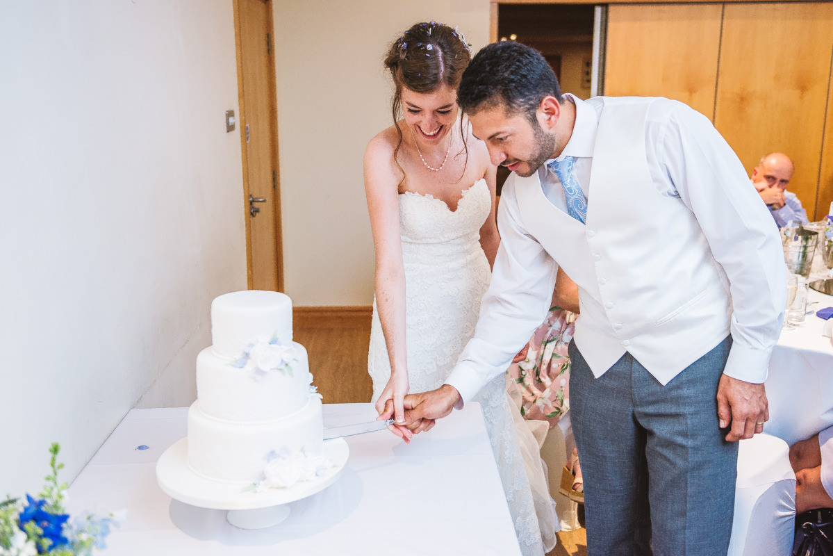 Wedding Photography at Chipstead Golf Club