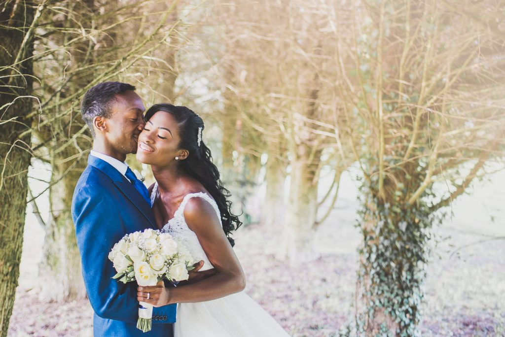 Wedding Photography at Bicester Hotel