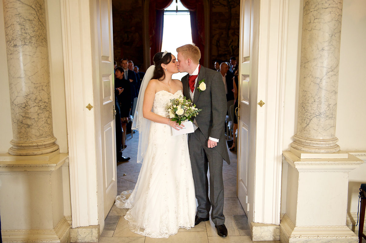 wedding photography at clandon house