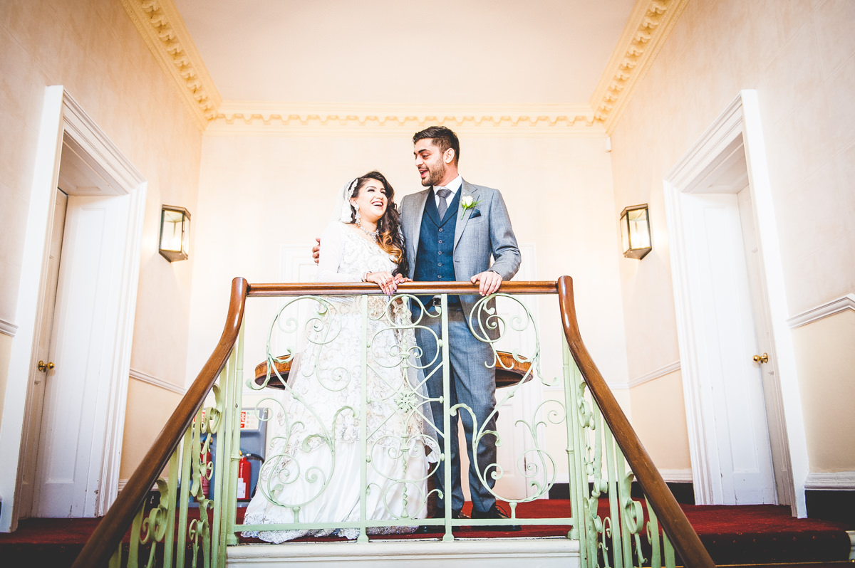 Wedding Photography at Merton Registry Office by Mark O\'Brien
