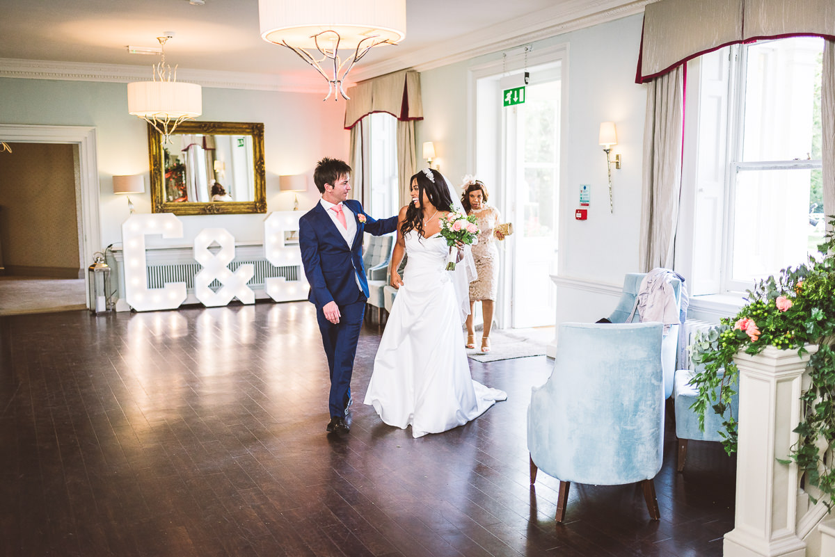 Wedding Photography at Morden Hall