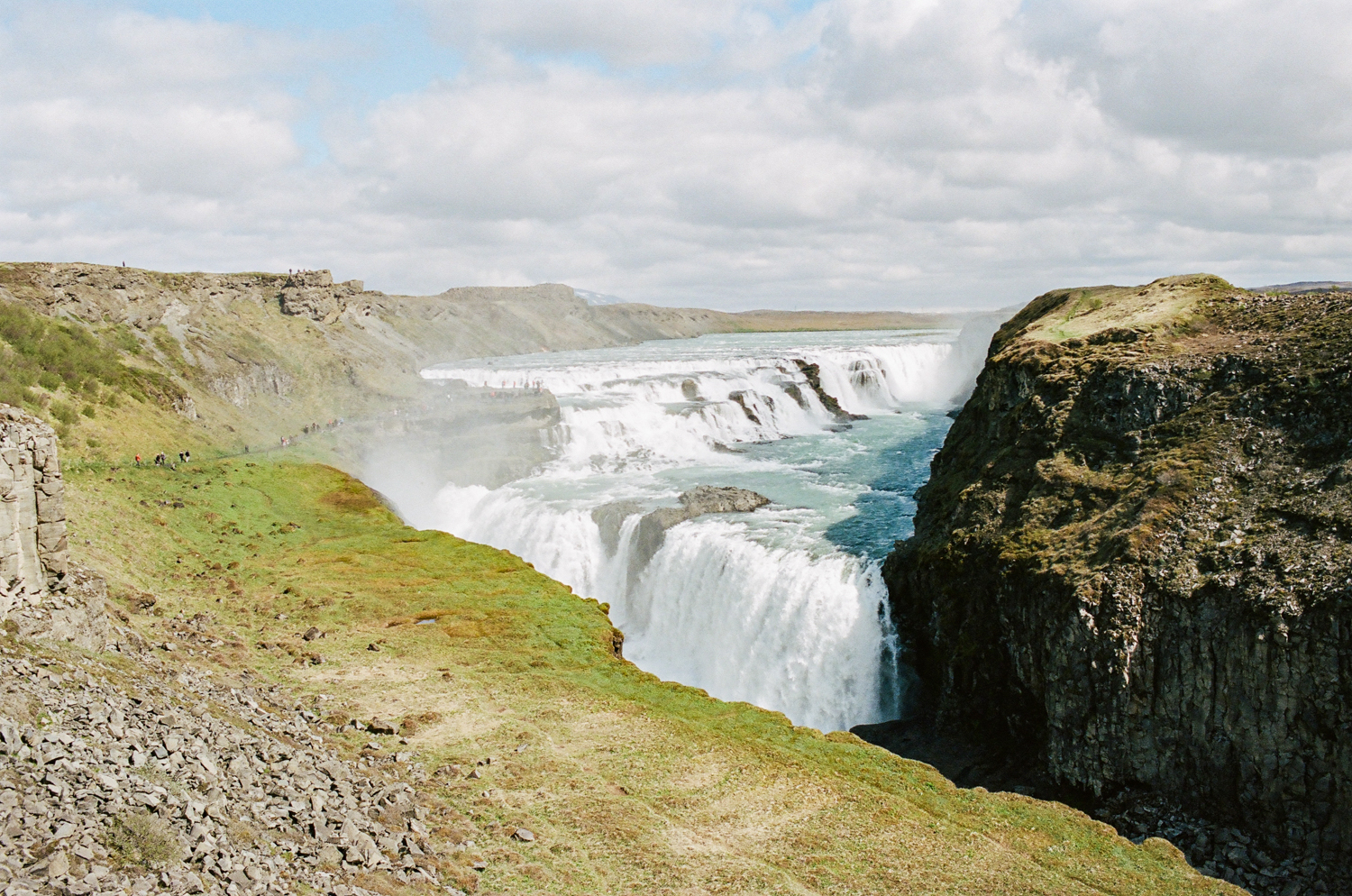 Iceland on 35mm film